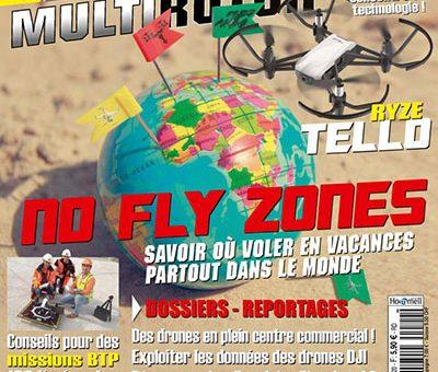 Drone MultiRotor n°20