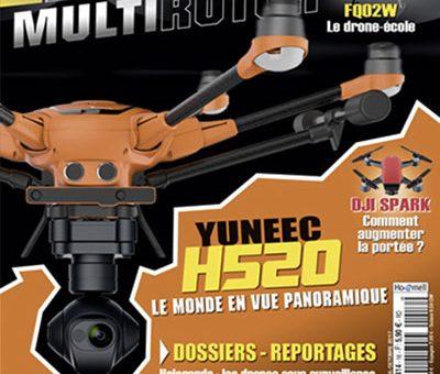 Drone multirotor n°16