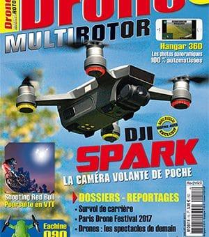 Drone MultiRotor n°15