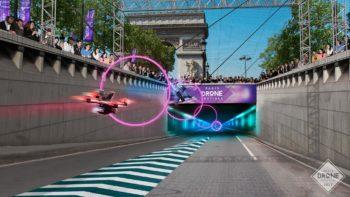 J-3 Les drones volent à Paris !