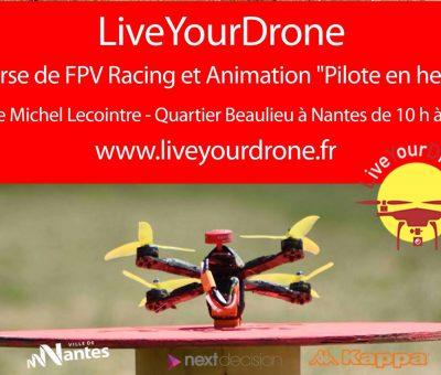 Drone FPV Race de Nantes