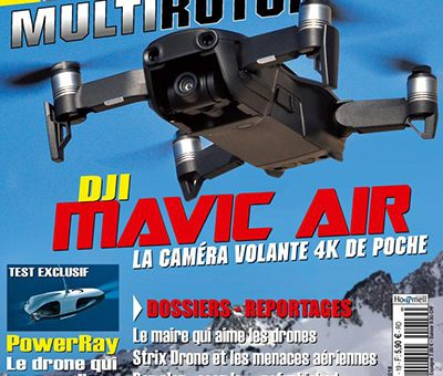 Drone MultiRotor n°10