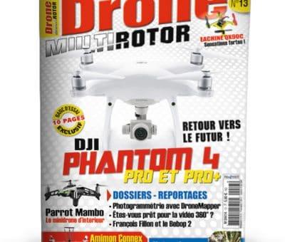 Drone MultiRotor n°13