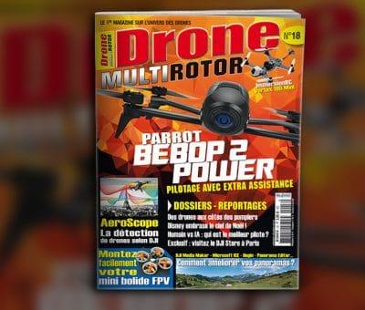 Drone Multirotor n°18