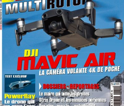 Drone MultiRotor n°7