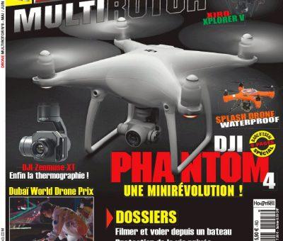 Drone MultiRotor n°8