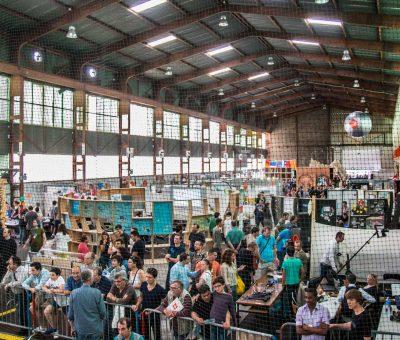 Fablab Festival présente son premier Drone Festival du 6 Mai au 10 Mai 2015 à Toulouse